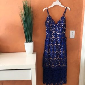 GOODNIGHT MACAROON | floral midi dress